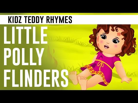 little polly flinders sat among the cinders