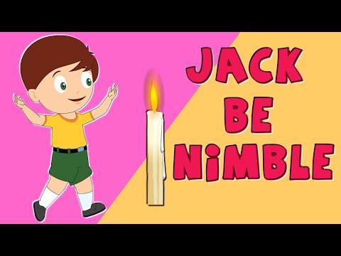 Jack be nimble Jack be quick