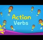 action verbs for kids