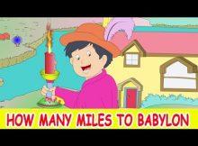 how many miles to babylon