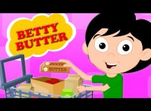 Betty Bought Some Batter Butter